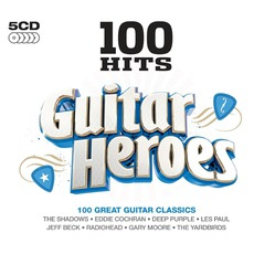 100 Hits: Guitar Heroes mp3 Compilation by Various Artists