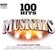 100 Hits: Musicals by Various Artists