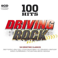 100 Hits: Driving Rock mp3 Compilation by Various Artists