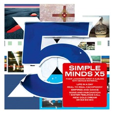X5 by Simple Minds