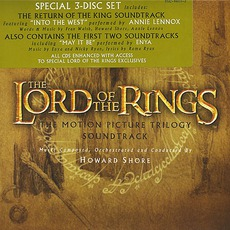 The Lord Of The Rings Trilogy mp3 Soundtrack by Howard Shore