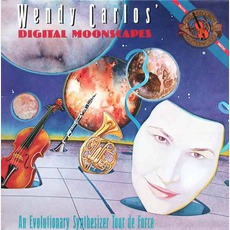 Digital Moonscapes mp3 Album by Wendy Carlos