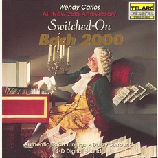 Switched‐On Bach 2000 mp3 Album by Wendy Carlos