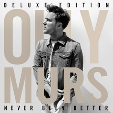 Never Been Better (Deluxe Edition) by Olly Murs