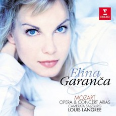 Mozart: Opera & Concert Arias mp3 Album by Elīna Garanča; Camerata Salzburg; Louis Langree