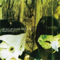 Japan Tour EP mp3 Album by Letting Up Despite Great Faults