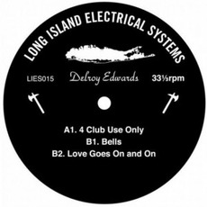 4 Club Use Only mp3 Album by Delroy Edwards
