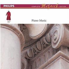 Volume 9: Piano Music by Wolfgang Amadeus Mozart