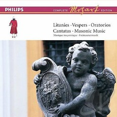 Volume 11: Litanies; Vespers; Oratorios; Cantatas; Masonic Music mp3 Artist Compilation by Wolfgang Amadeus Mozart