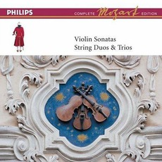 Volume 8: VIolin Sonatas; String Duos & Trios mp3 Artist Compilation by Wolfgang Amadeus Mozart