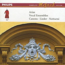 Volume 12: Arias, Vocal Ensembles; Canons; Lieder; Notturni mp3 Artist Compilation by Wolfgang Amadeus Mozart