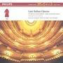 Volume 15: Late Italian Operas
