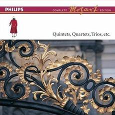 Volume 6: Quintets, Quartets & Trios mp3 Artist Compilation by Wolfgang Amadeus Mozart