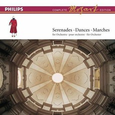 Volume 2: Serenades, Dances, Marches by Wolfgang Amadeus Mozart