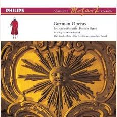 Volume 16: German Operas by Wolfgang Amadeus Mozart