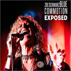 Exposed mp3 Album by Zoe Schwarz Blue Commotion