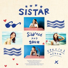 SWEET & SOUR mp3 Album by SISTAR