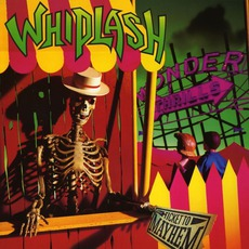 Ticket To Mayhem mp3 Album by Whiplash