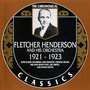 The Chronological Classics: Fletcher Henderson and His Orchestra 1921-1923