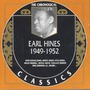 The Chronological Classics: Earl Hines 1949-1952