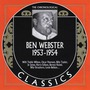 The Chronological Classics: Ben Webster 1953-1954