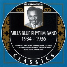 The Chronological Classics: Mills Blue Rhythm Band 1934-1936 mp3 Artist Compilation by Mills Blue Rhythm Band