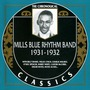 The Chronological Classics: Mills Blue Rhythm Band 1931-1932