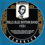 The Chronological Classics: Mills Blue Rhythm Band 1931