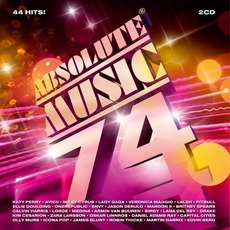 Absolute Music 74 mp3 Compilation by Various Artists