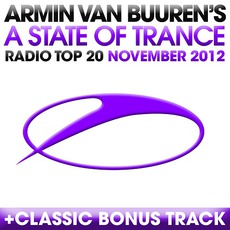 A State of Trance Radio Top 20: November 2012 mp3 Compilation by Various Artists