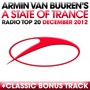 A State of Trance Radio Top 20: December 2012