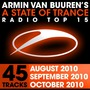 A State of Trance Radio Top 15: August / September / October 2010