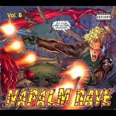Napalm Rave, Volume 6 by Various Artists