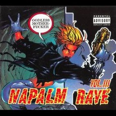 Napalm Rave, Volume 3 by Various Artists