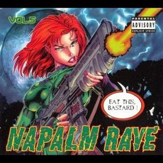 Napalm Rave, Volume 5 by Various Artists