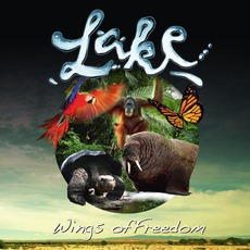 Wings Of Freedom mp3 Album by Lake (DEU)
