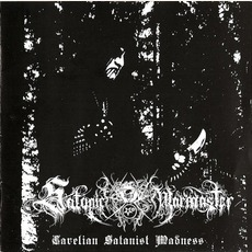 Carelian Satanist Madness mp3 Album by Satanic Warmaster
