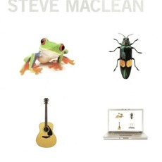 Frog Bug Guitar Computer mp3 Album by Steve MacLean