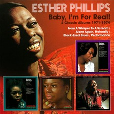Baby, I'm For Real!: 4 Classic Albums 1971-1974 mp3 Artist Compilation by Esther Phillips