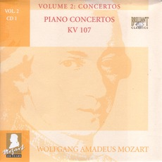 Complete Works, Volume 2: Concertos - CD1 mp3 Compilation by Various Artists