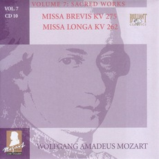 Complete Works, Volume 7: Sacred Works - CD10 mp3 Artist Compilation by Wolfgang Amadeus Mozart