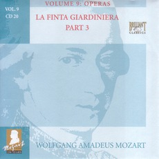 Complete Works, Volume 9: Operas - CD20 mp3 Artist Compilation by Wolfgang Amadeus Mozart