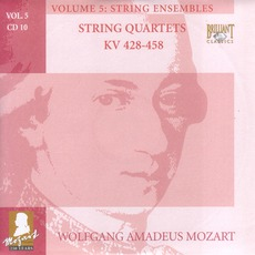 Complete Works, Volume 5: String Ensembles - CD10 mp3 Artist Compilation by Wolfgang Amadeus Mozart
