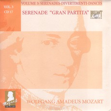 Complete Works, Volume 3: Serenades, Divertimenti, Dances - CD17 mp3 Artist Compilation by Wolfgang Amadeus Mozart