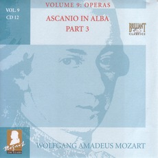 Complete Works, Volume 9: Operas - CD12 mp3 Artist Compilation by Wolfgang Amadeus Mozart