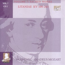 Complete Works, Volume 7: Sacred Works - CD2 mp3 Artist Compilation by Wolfgang Amadeus Mozart