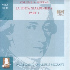 Complete Works, Volume 9: Operas - CD18 mp3 Artist Compilation by Wolfgang Amadeus Mozart