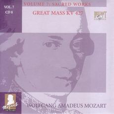 Complete Works, Volume 7: Sacred Works - CD8 mp3 Artist Compilation by Wolfgang Amadeus Mozart