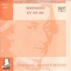 Complete Works, Volume 3: Serenades, Divertimenti, Dances - CD9 mp3 Artist Compilation by Wolfgang Amadeus Mozart