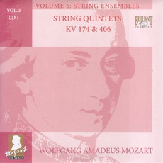Complete Works, Volume 5: String Ensembles - CD1 mp3 Artist Compilation by Wolfgang Amadeus Mozart